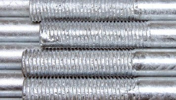 Galvanised ElectroGal® Trailer Parts
