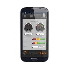 Smartphone Caravan Battery