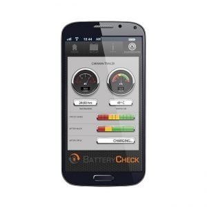 Battery Check100 Smartphone Telemetry