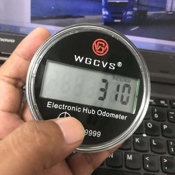 bluetooth hubodometer