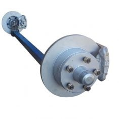 Disc Hollow Drop Axle