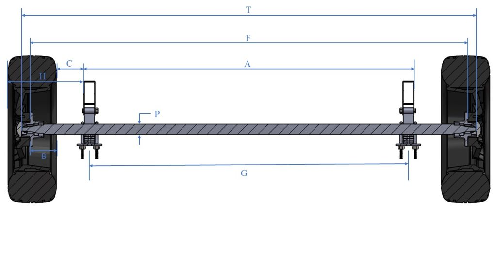 How To Measure An Axle
