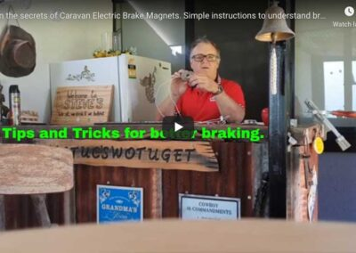 Learn the secrets of Caravan Electric Brake Magnets.