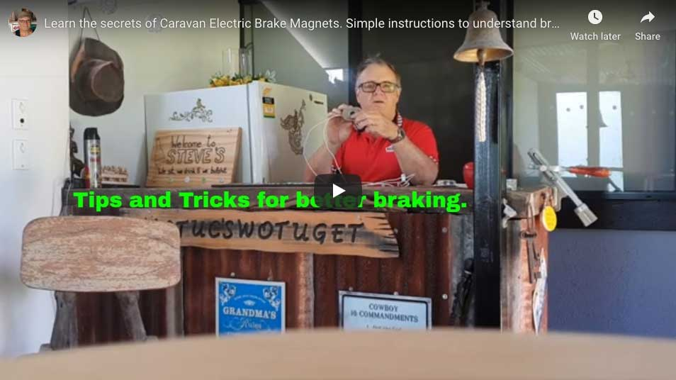 Electric Brake Magnet Secrets.