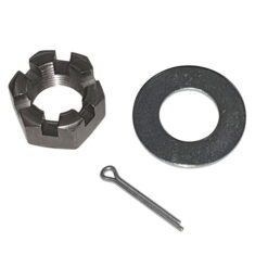 Trailer Axle Nut Kit