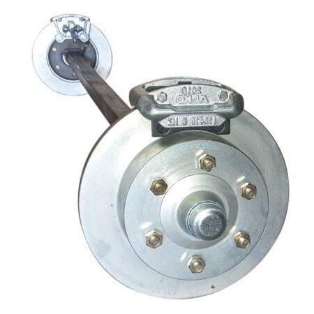 50mm Square Mechanical Disc