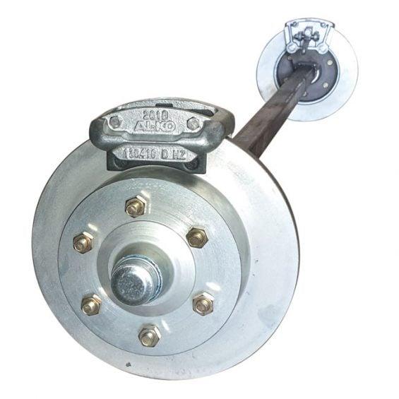 45mm Square Mechanical Disc