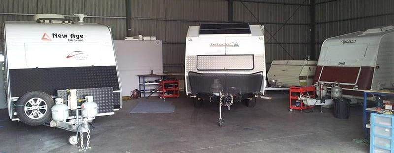 Lake Macquarie Caravan Repairs
