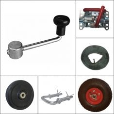 Jockey Wheel Parts