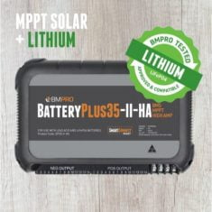 Battery Management solar lithioum