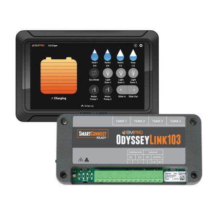 Odyssey Battery Management System BMPRO