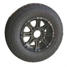 Raptor Alloy tyre
