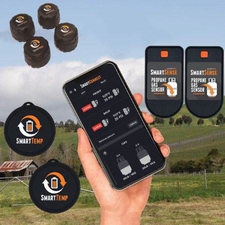 Smart Connect Bluetooth Sensors