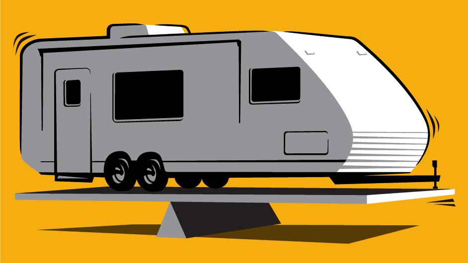 Balancing A Caravan