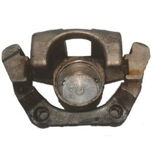 caliper with piston removed