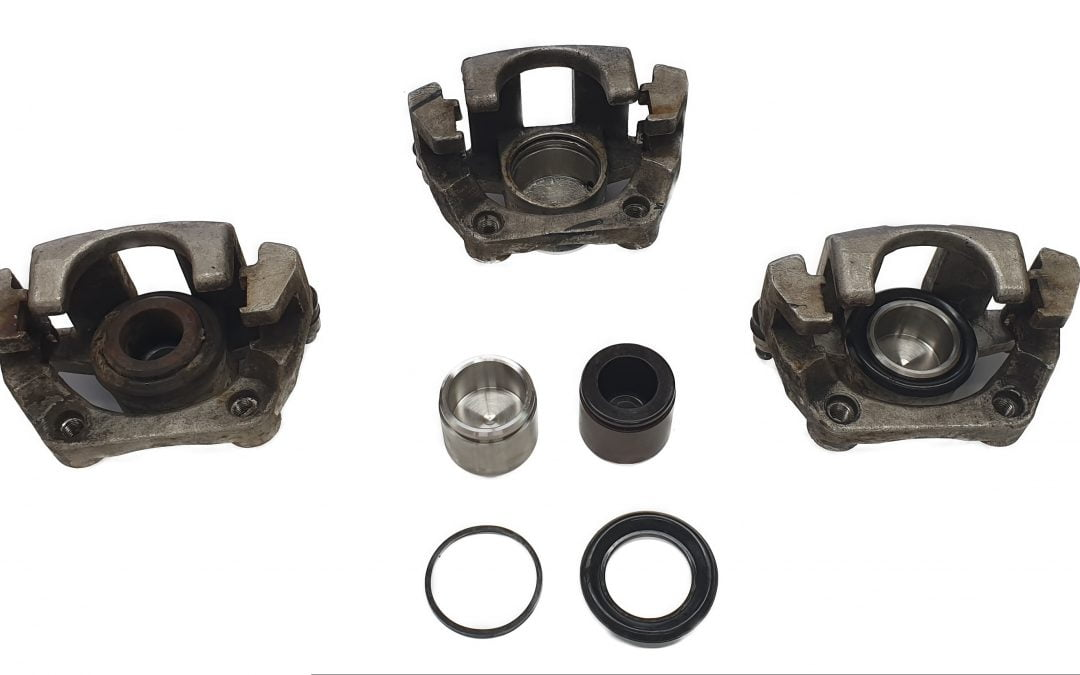 Repairing and Refurbishing Brake Caliper Pistons