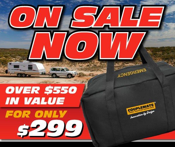 Caravan Emergency Kit