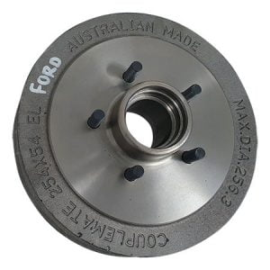 Ford Parallel Electric Brake Drum